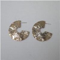 MATHILDA EARRINGS Silver