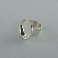 LAGO RING Silver