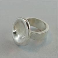 MACONDO RING Silver