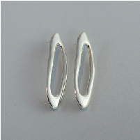 CAMILLE EARRINGS Silver