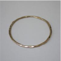CLARA BANGLE Silver