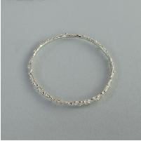 LAVA BANGLE Silver