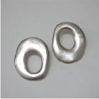 LEX EARRINGS Silver
