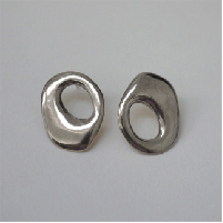 KAHLO EARRINGS Silver