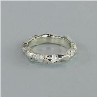 GLACIER RING Silver